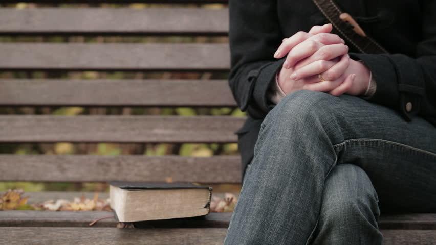 bibleandprayinghands